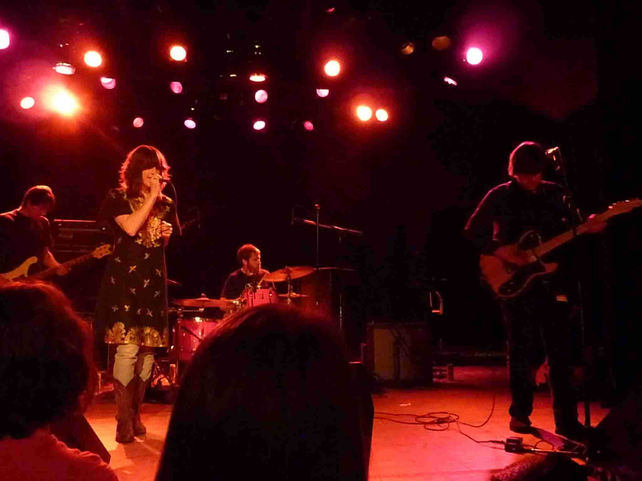 The Fiery Furnaces at the Majestic