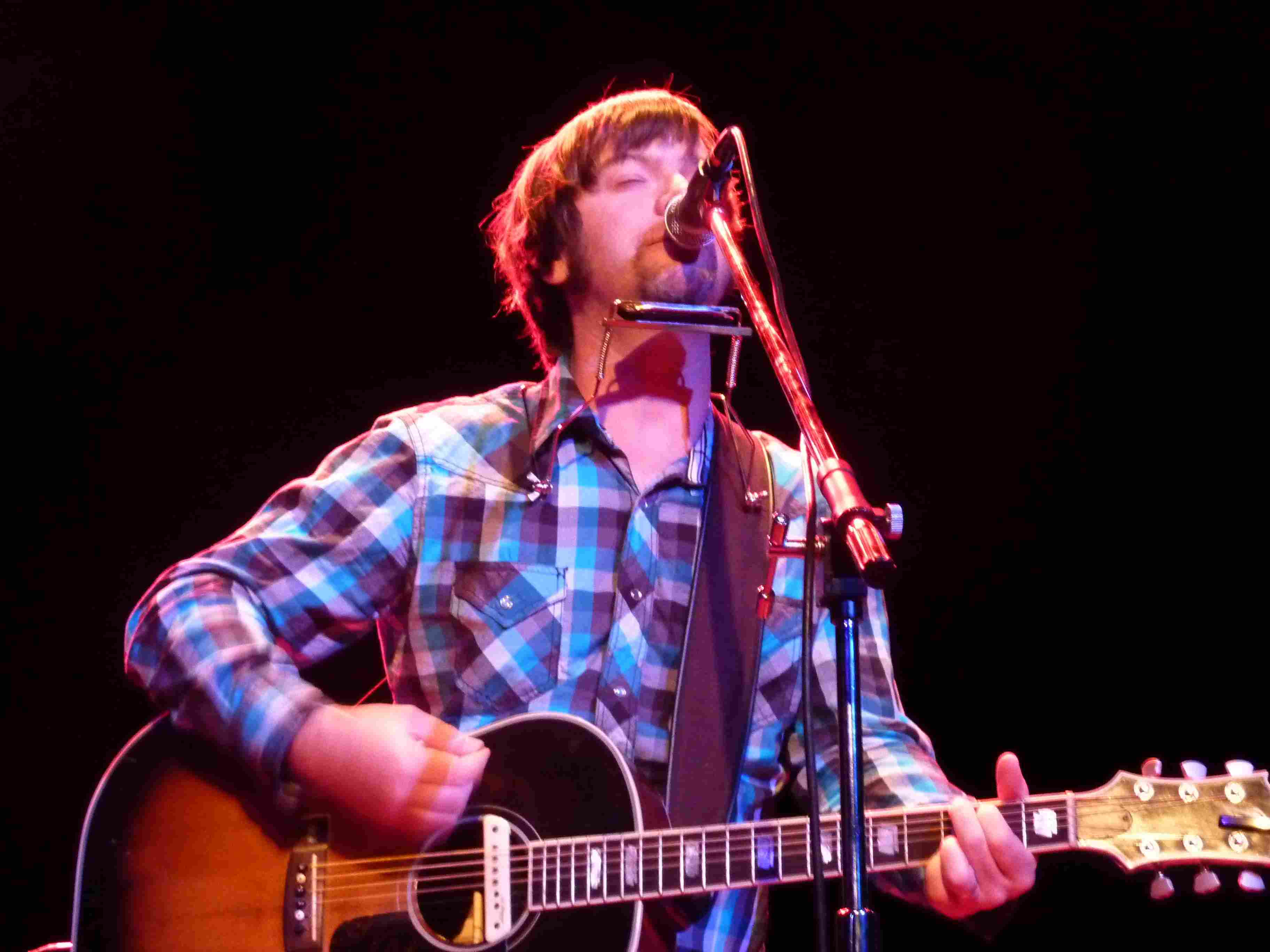 Jay Farrar of Son Volt